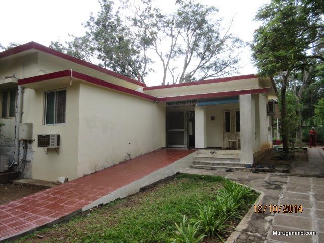 Swamai Dayananda's residence