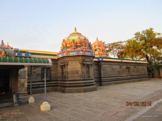 Another side of Prakaaram to walk around