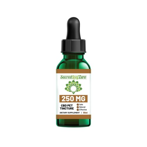 Pet Oil Tincture
