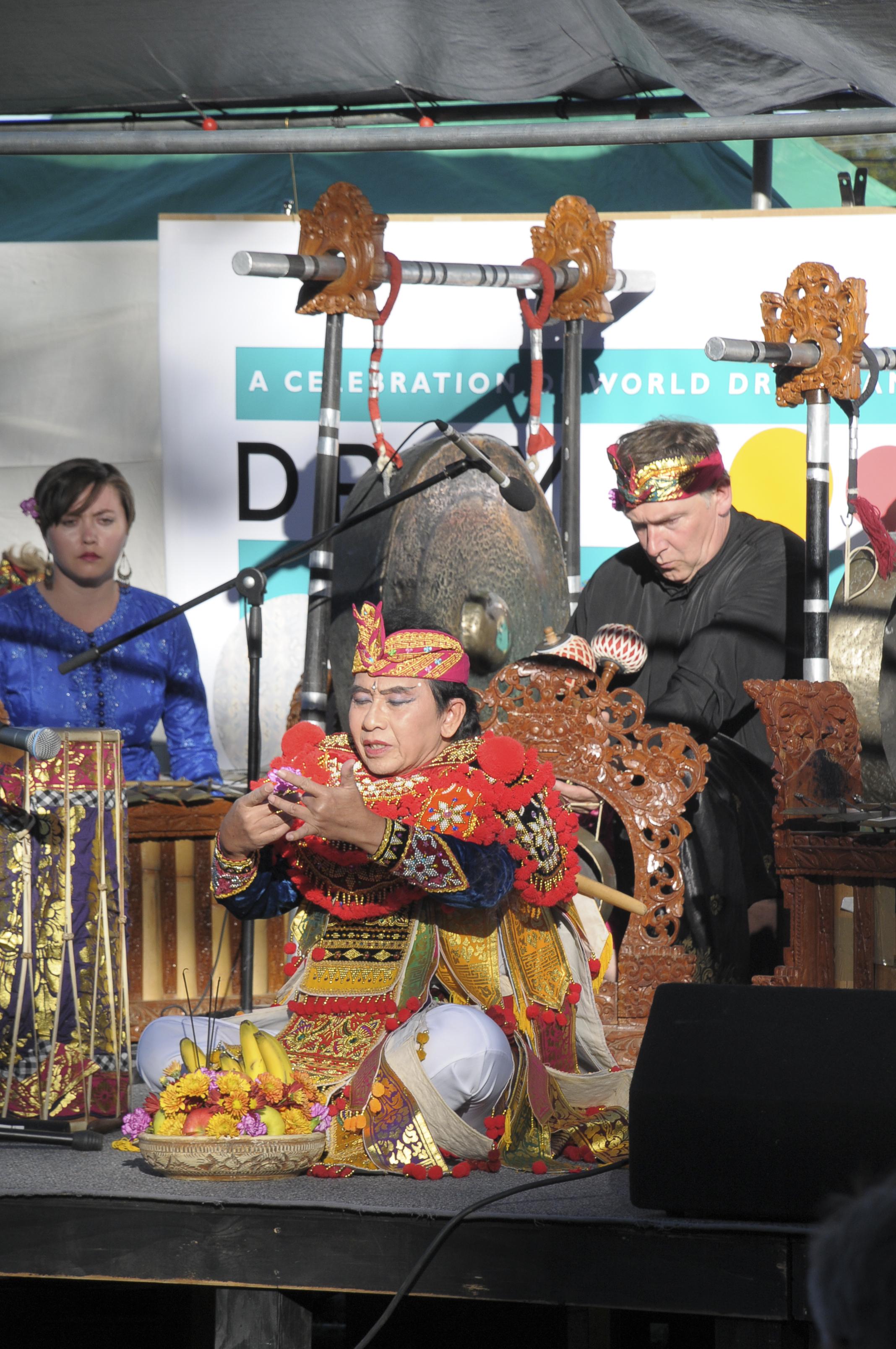 Balinese Gameland Orchestra