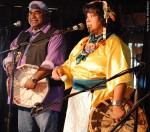 Powhatan And Matoaka Swift Eagle