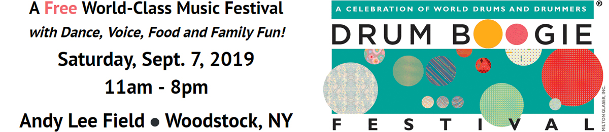 Drum Boogie Festival