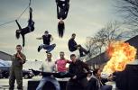 Vampire Diaries Crew Picture