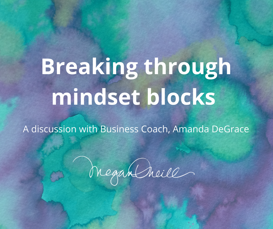breaking through mindset blocks