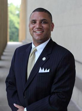 The Reverend Dr. Jason R. Curry