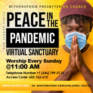 New Sermon Series: Peace in the Pandemic
