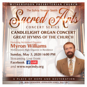 Candlelight Organ Concert: Great Hymns of the Church
