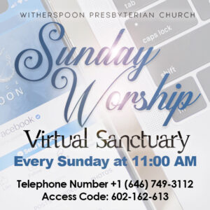 Sunday Worship Virtual Sanctuary