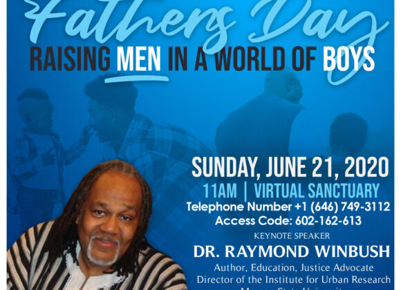Father's Day:  Raising Men in a World of Boys
