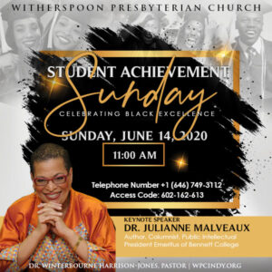 Student Achievement Sunday