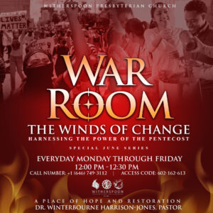 War Room: The Winds of Change