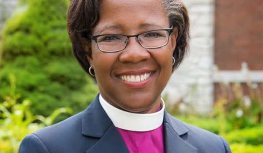 The Rt. Reverend Jennifer Baskerville-Burrows