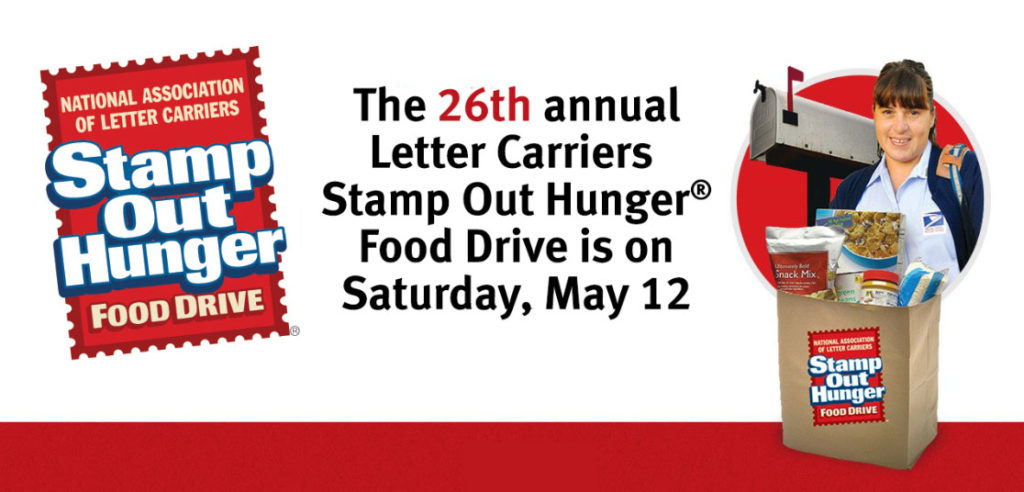 2018 Stamp Out Hunger