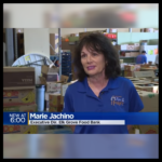 Elk Grove Food Bank on CBS Sacramento