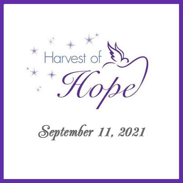 Harvest of Hope 2021