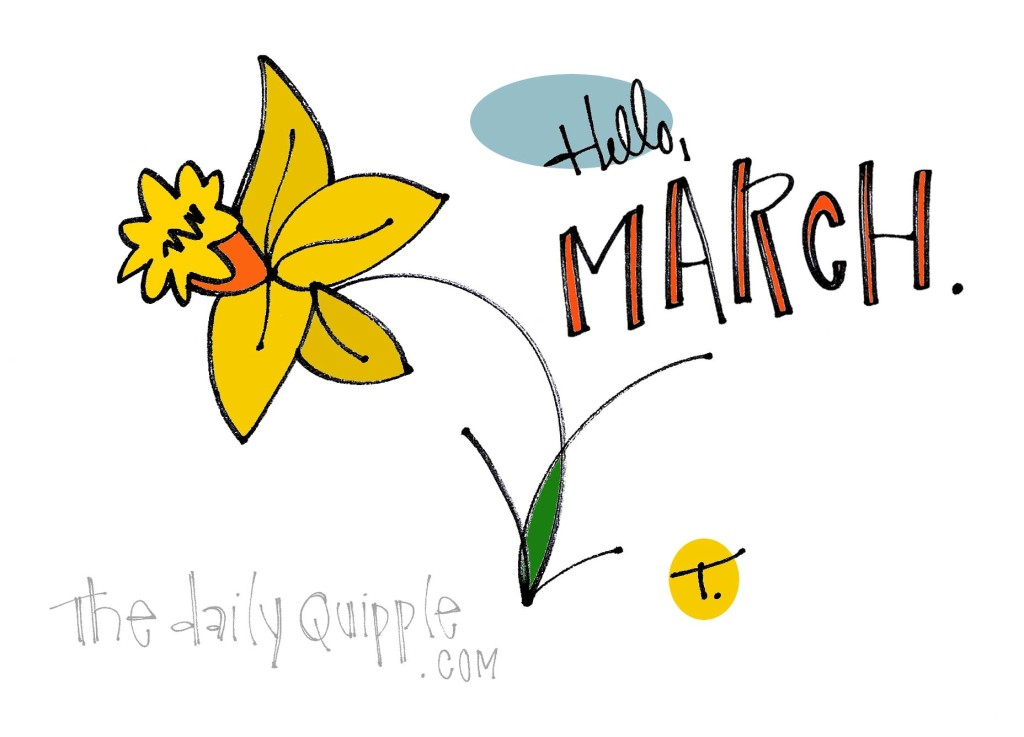Daffodil Dreaming