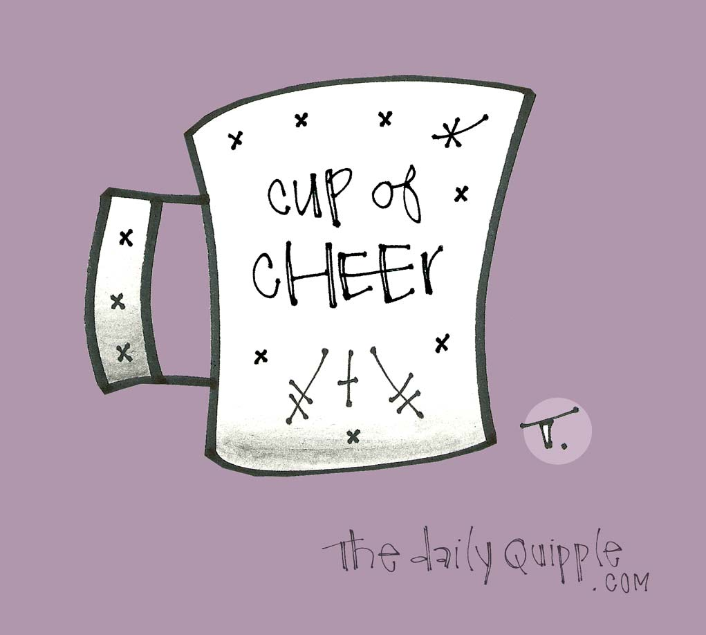 Christmas Cheer | The Daily Quipple