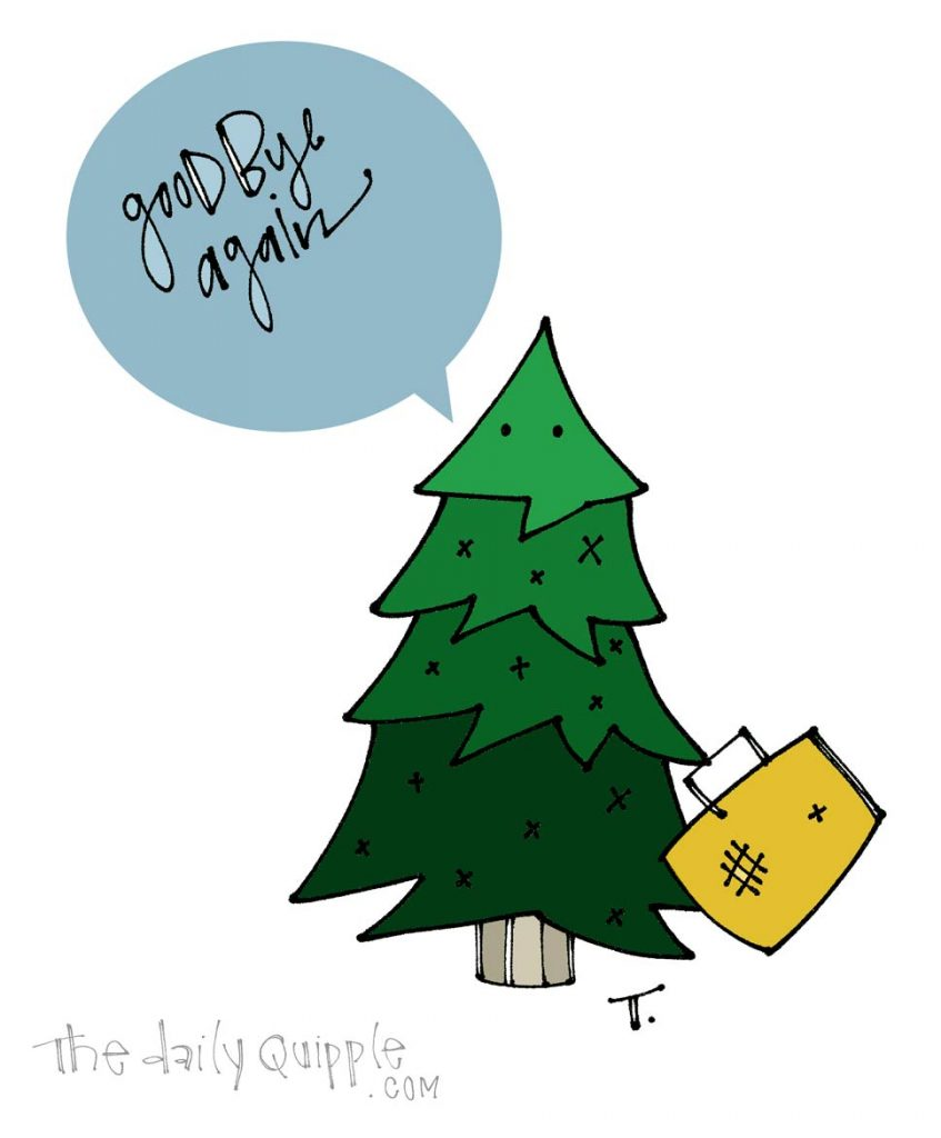 Til Next Year | The Daily Quipple
