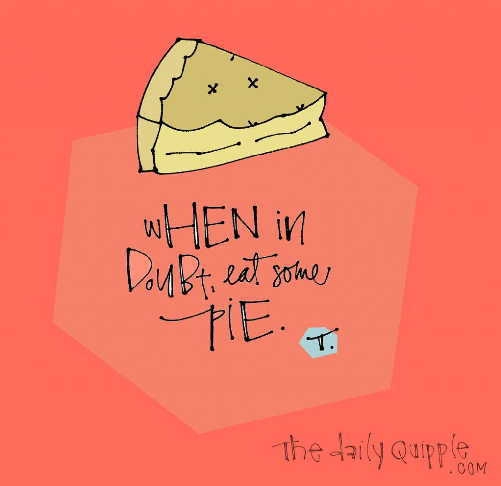 National Pie Day | The Daily Quipple