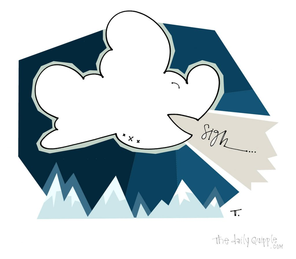 Winter Wind | The Daily Quipple