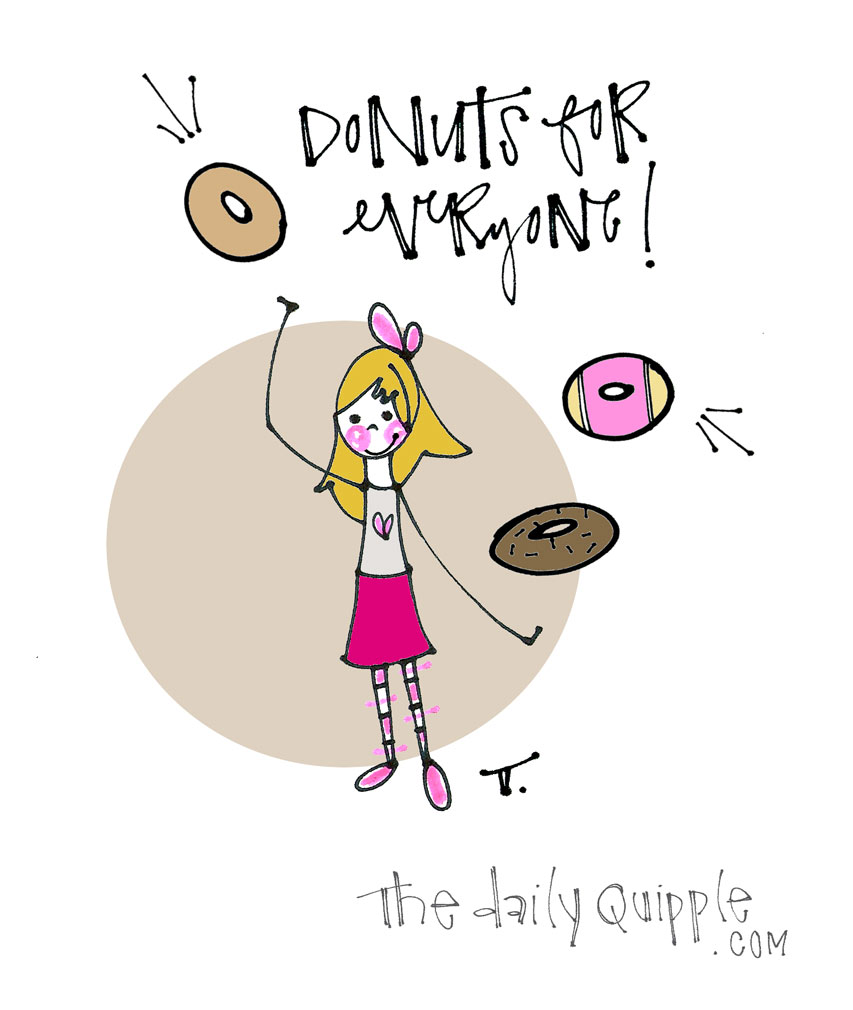 National Donut Day | The Daily Quipple