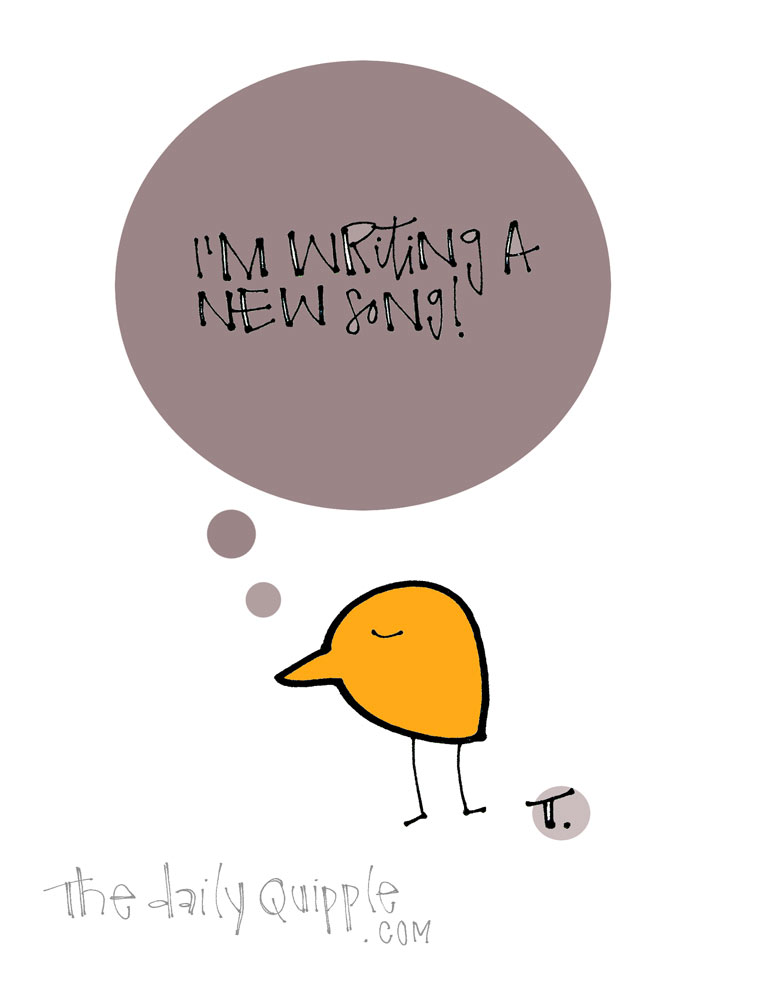 A Song About Life | The Daily Quipple