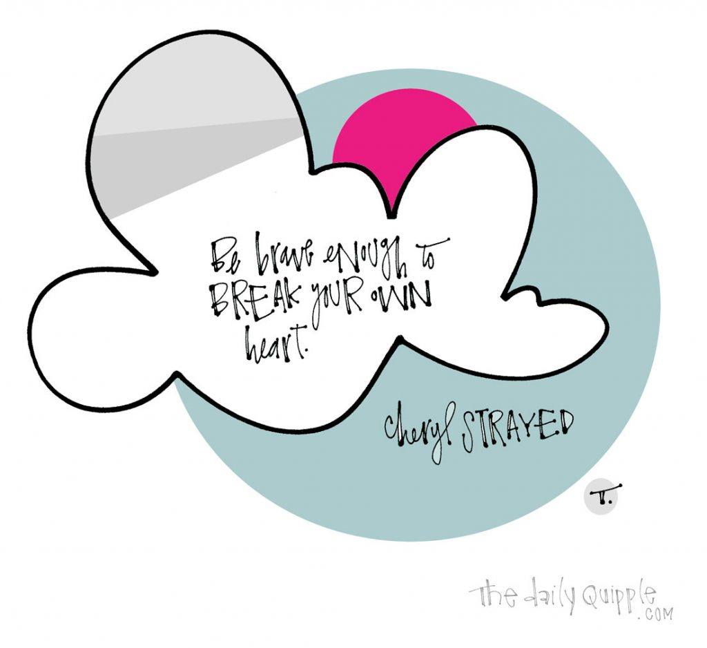 You Heartbreaker, You | The Daily Quipple
