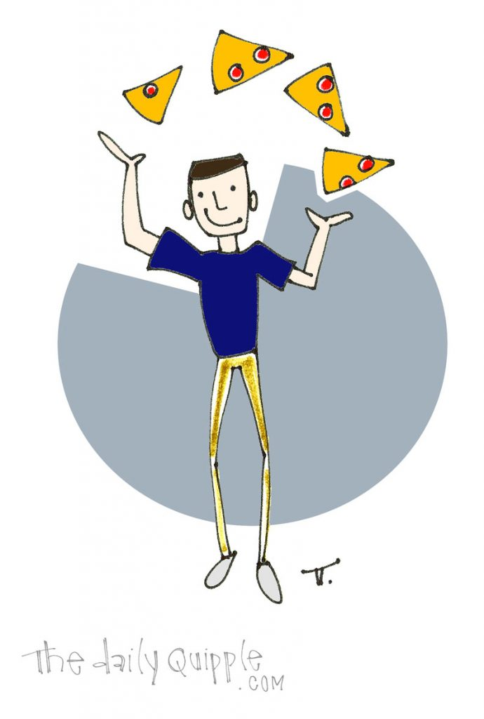 I Dream of Pizza | The Daily Quipple