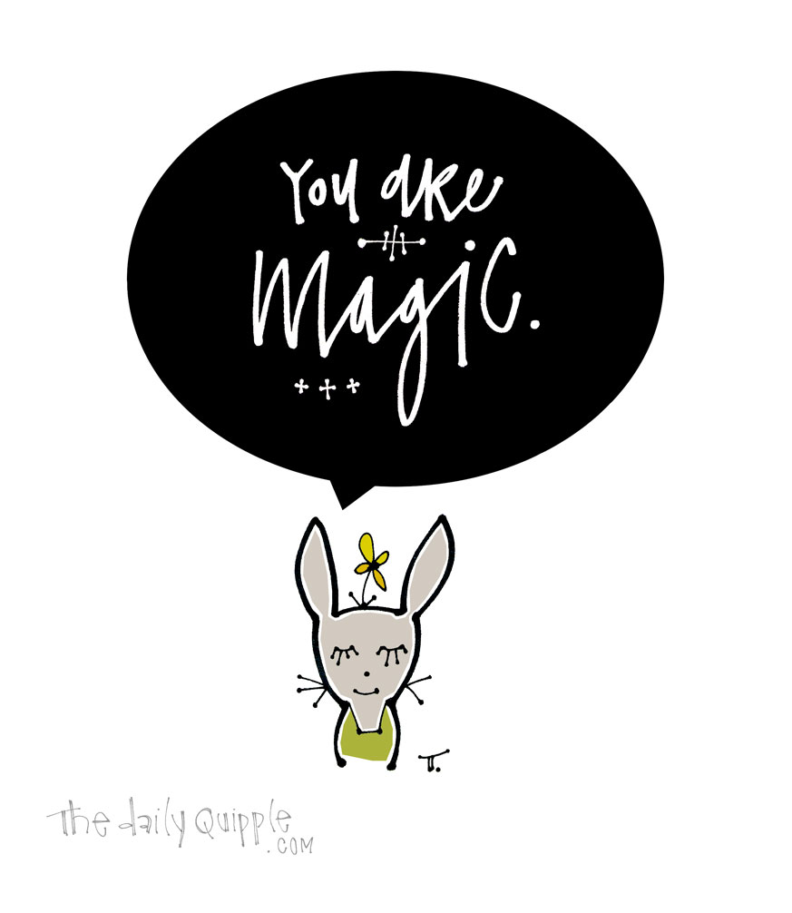 Sweet Magic | The Daily Quipple