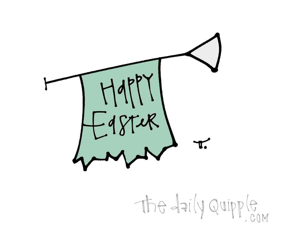 The Trumpet Shall Sound | The Daily Quipple
