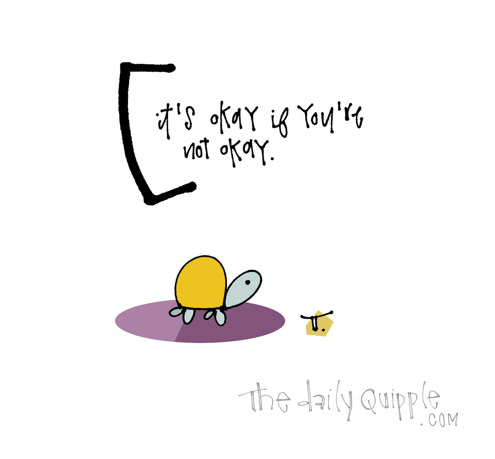 Let's Talk About It | The Daily Quipple