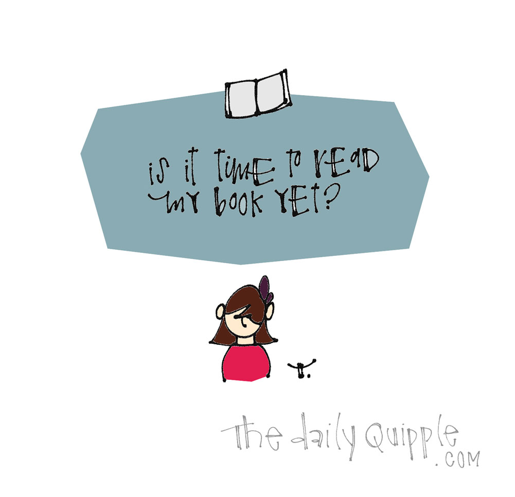 The Daily Wait | The Daily Quipple