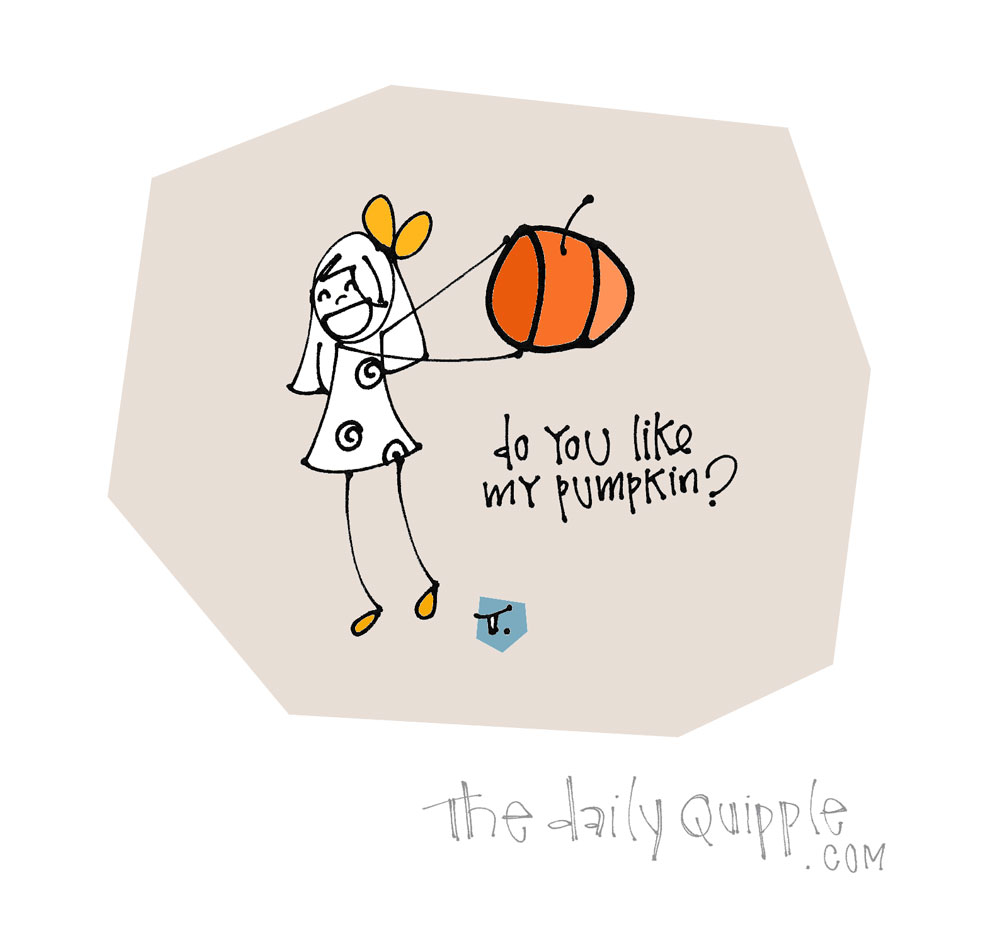 My Perfect Pumpkin | The Daily Quipple