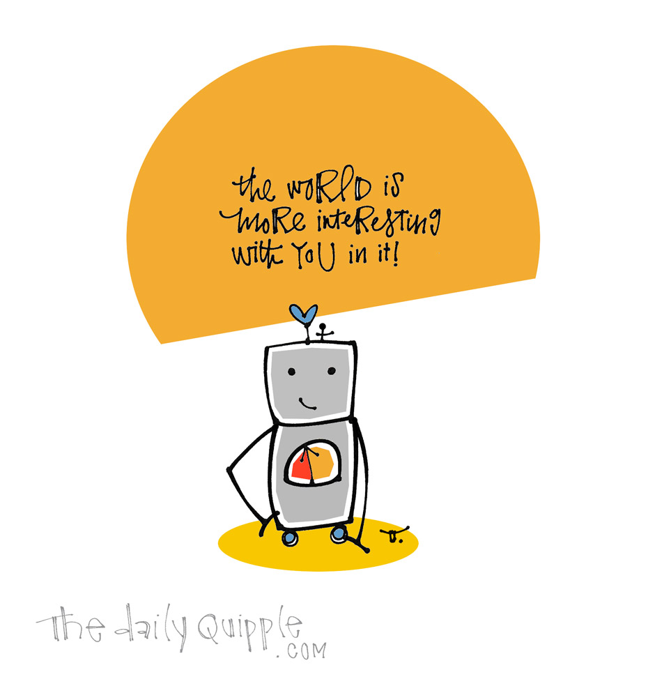 It Certainly Is | The Daily Quipple
