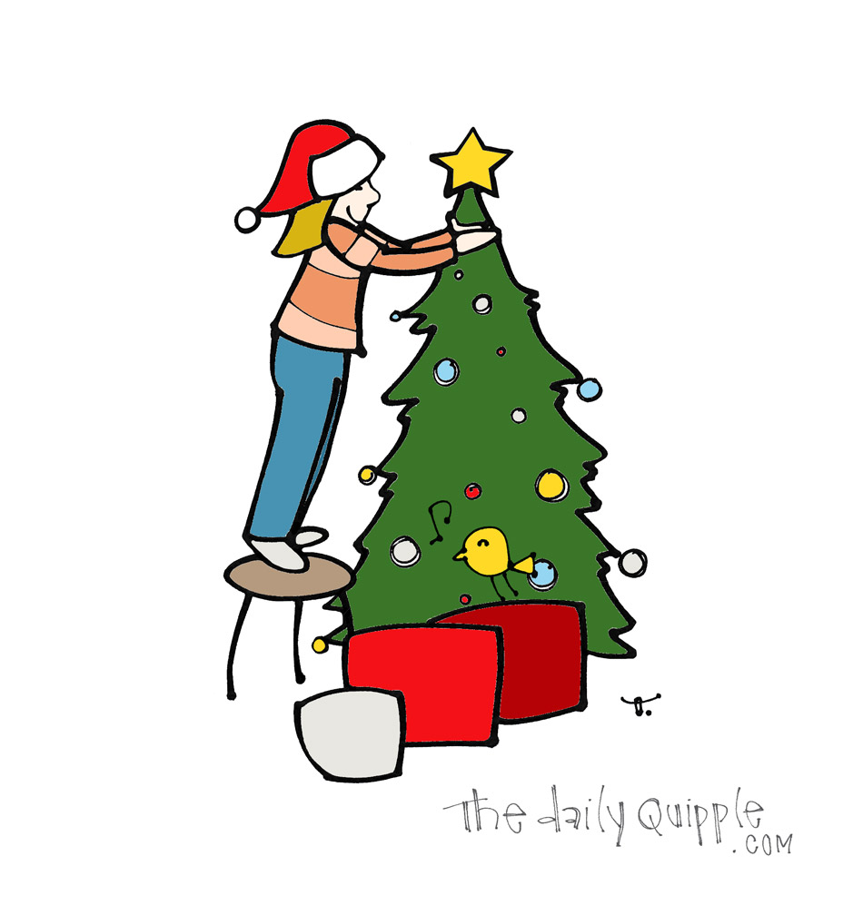 Deck the Halls | The Daily Quipple