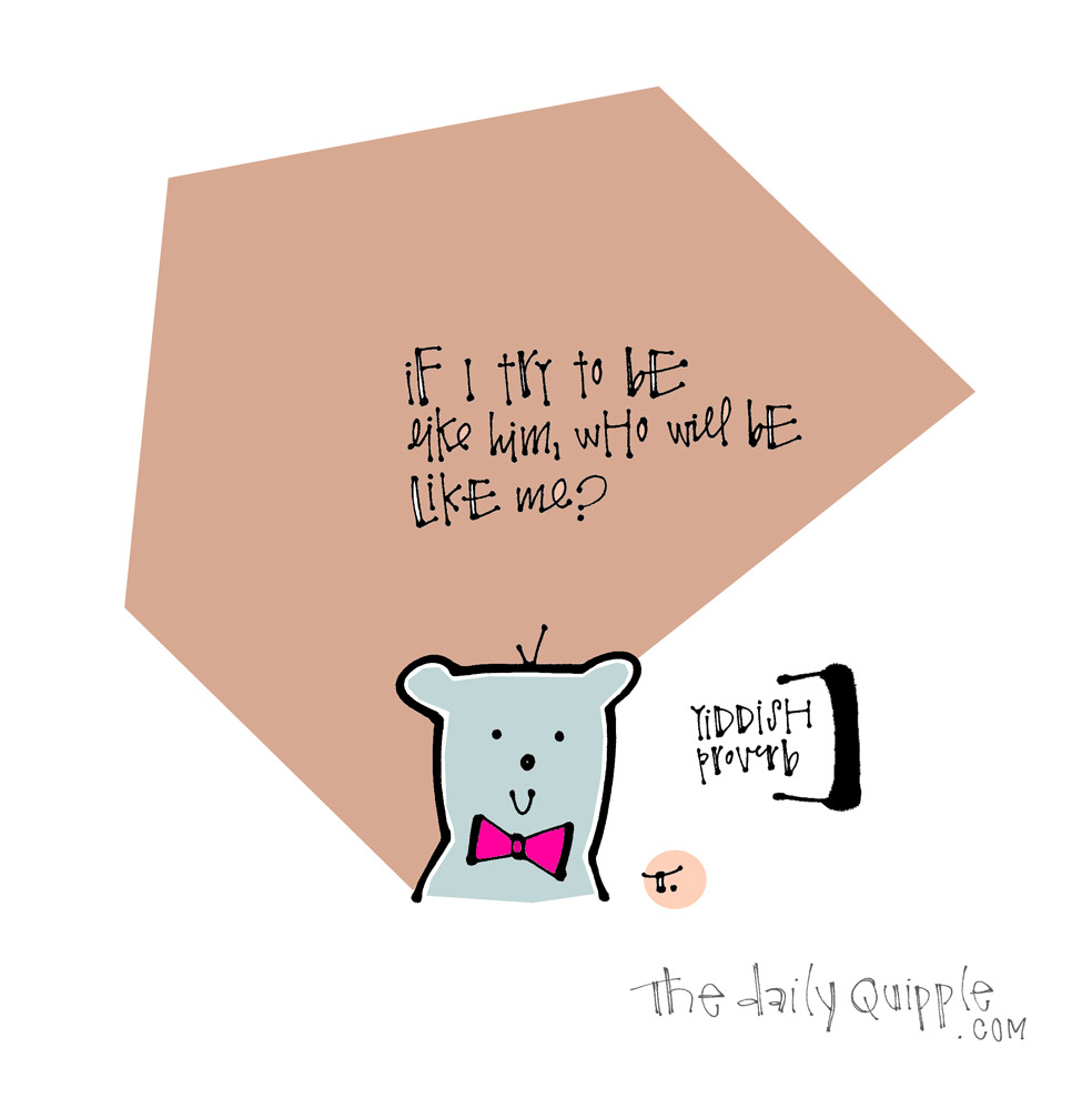 Bear Your Own Truth | The Daily Quipple