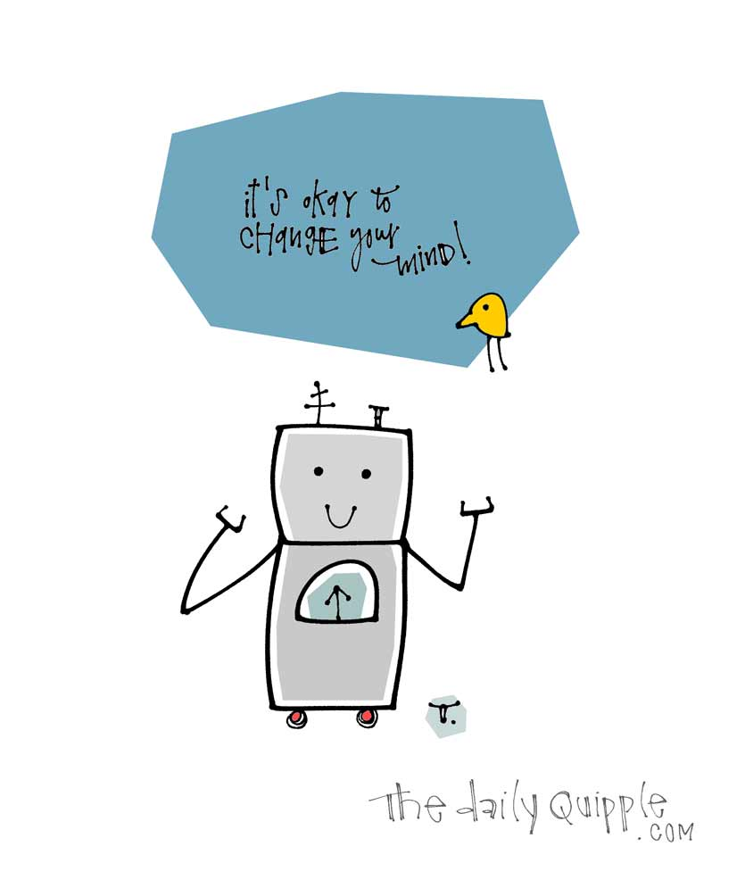 You're Allowed | The Daily Quipple