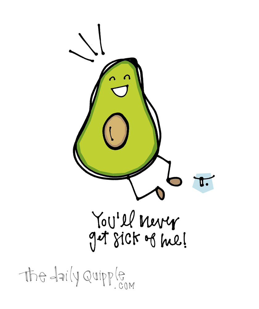 I'm Your Favorite! | The Daily Quipple