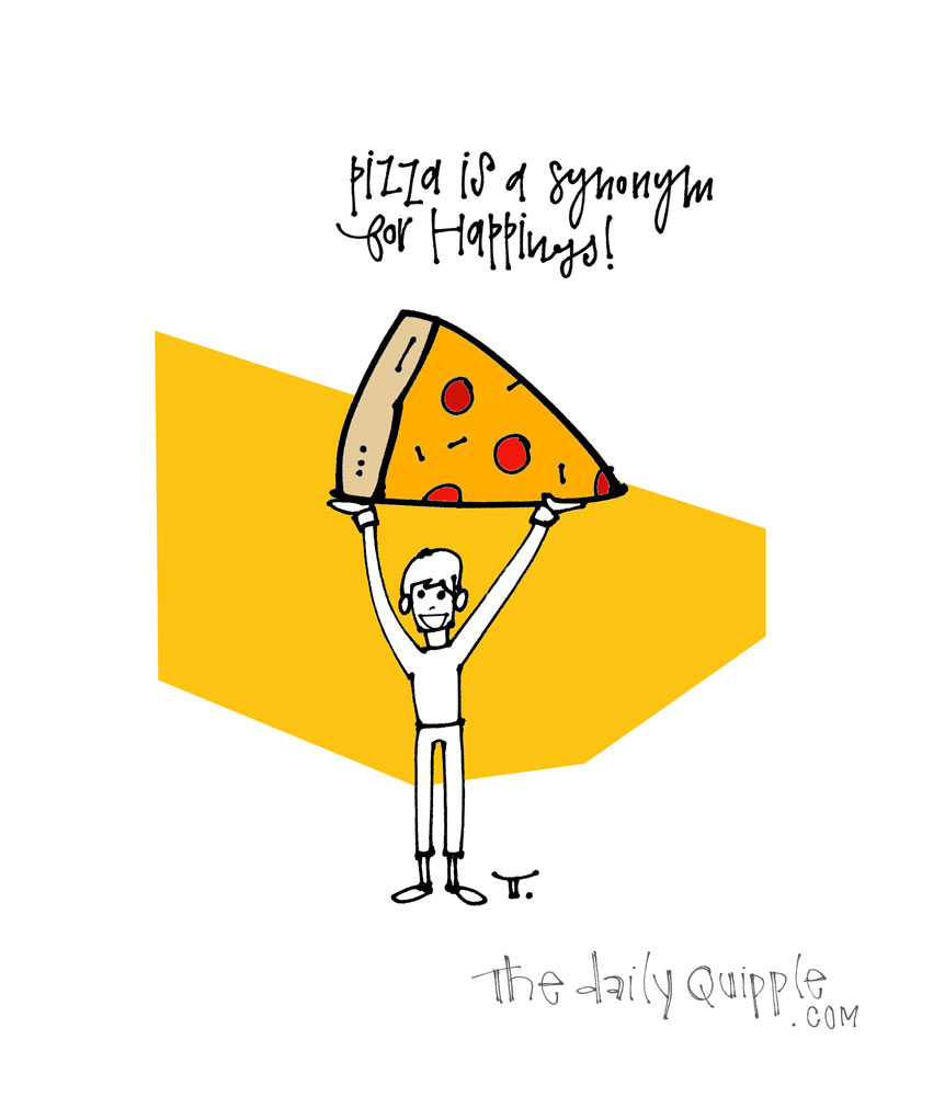 Pepperoni Please | The Daily Quipple