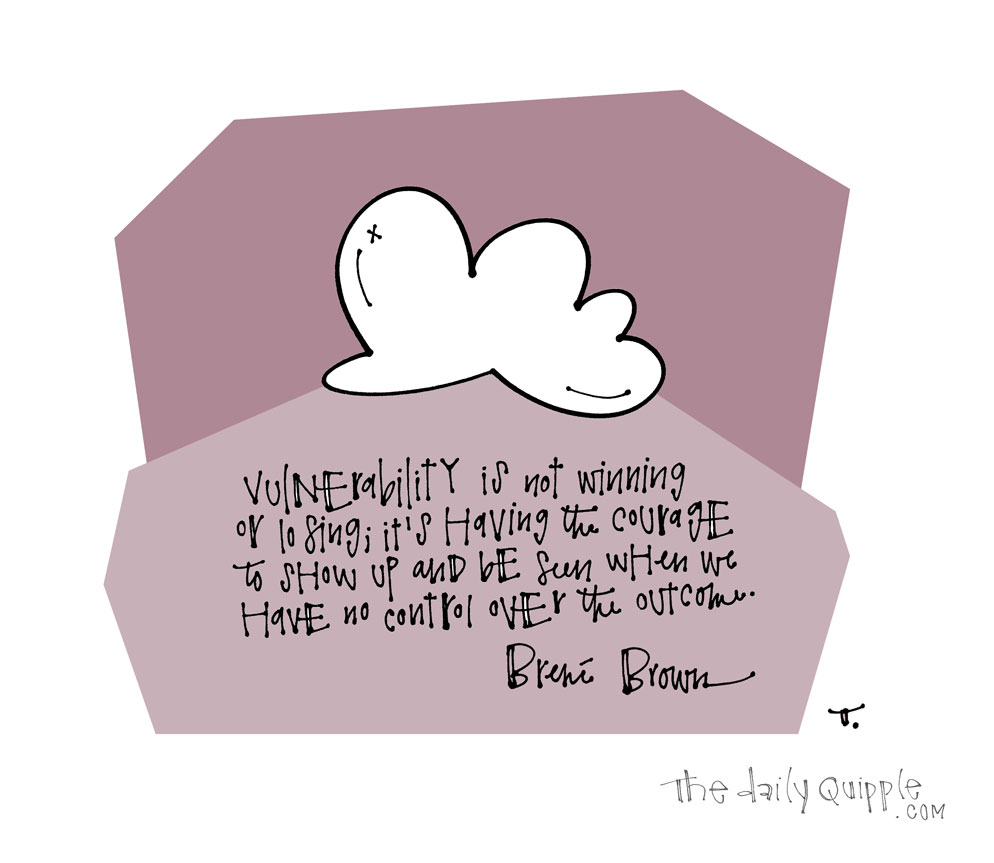 What is Vulnerability? | The Daily Quipple