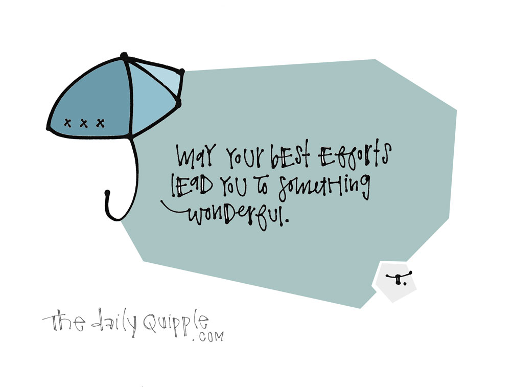 Wonderful May | The Daily Quipple