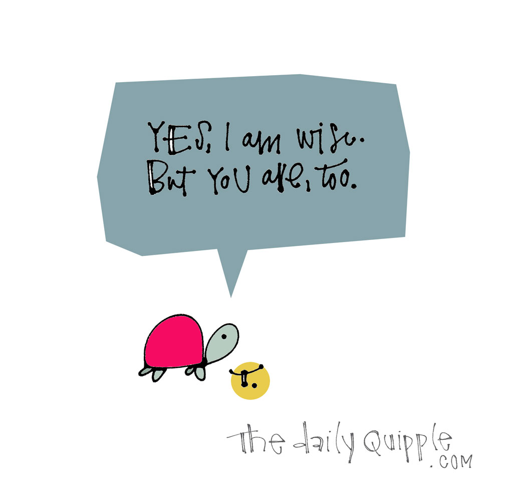 It's In You | The Daily Quipple