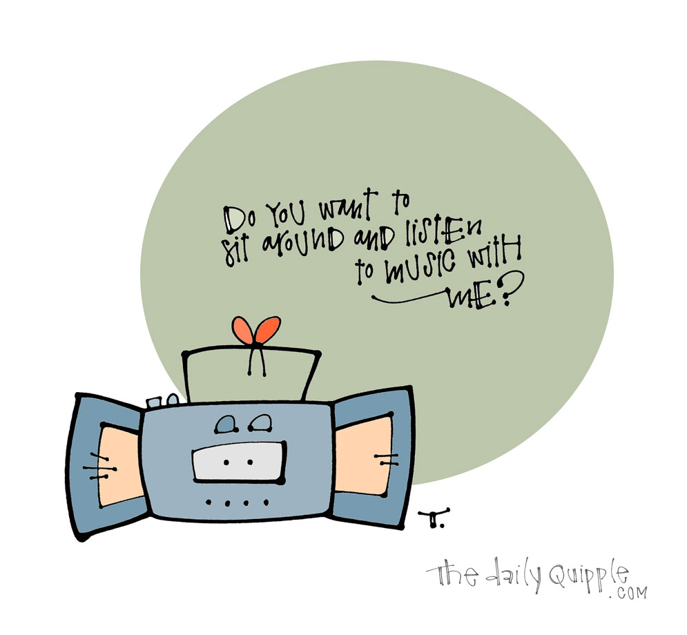 Take the Time | The Daily Quipple