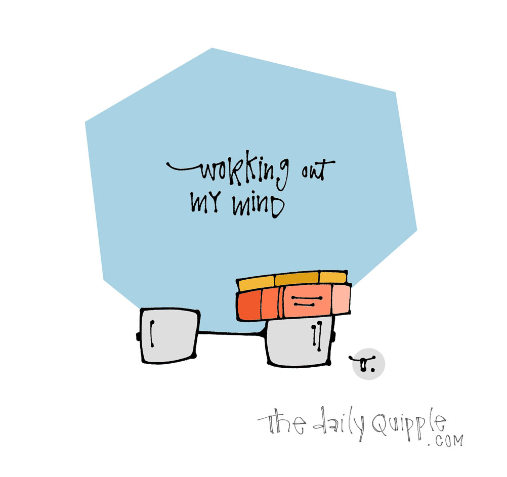 Heavy Weight   The Daily Quipple