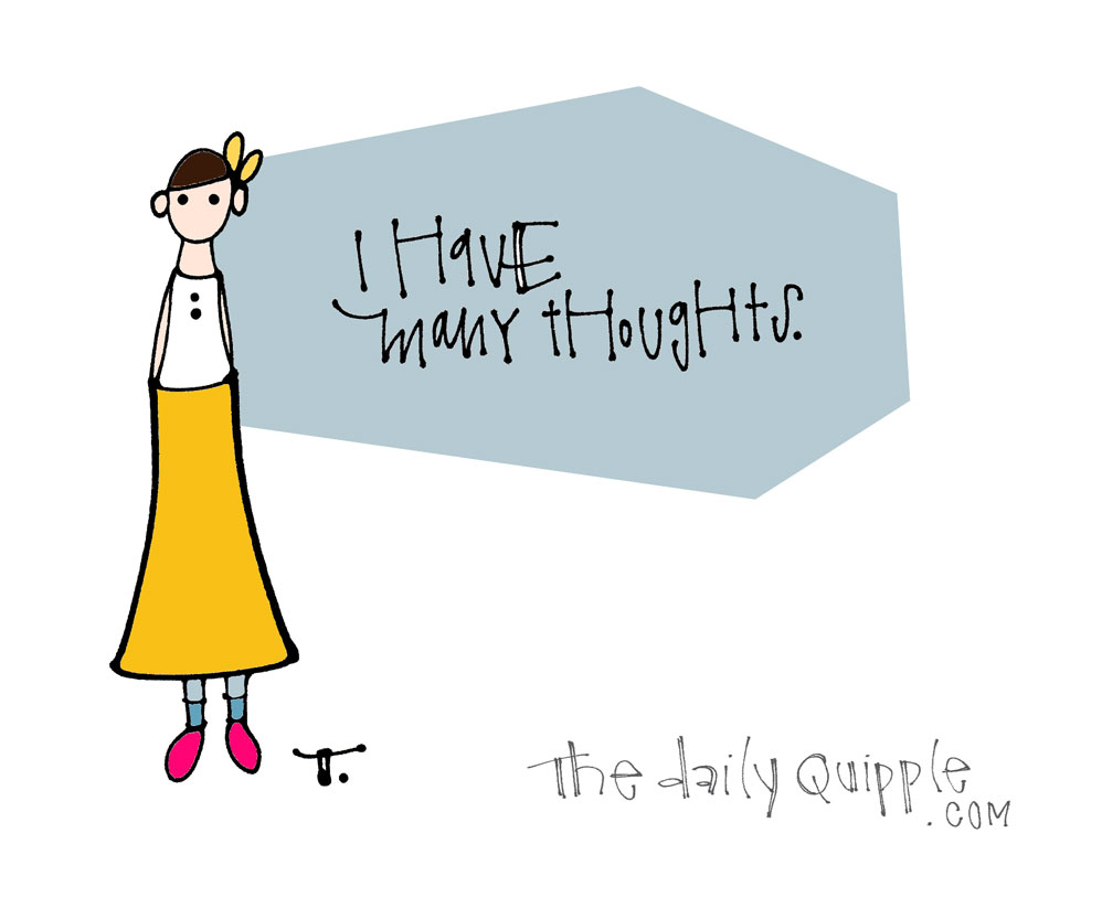 Who Wants to Hear Them | The Daily Quipple