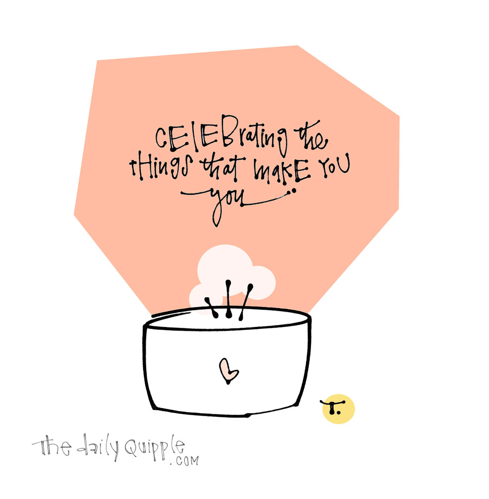 Shining Your Light | The Daily Quipple
