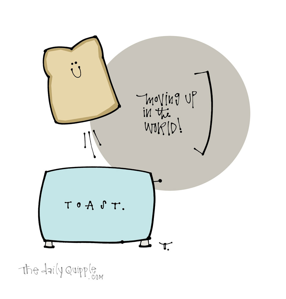 Up, Up, Up!   The Daily Quipple