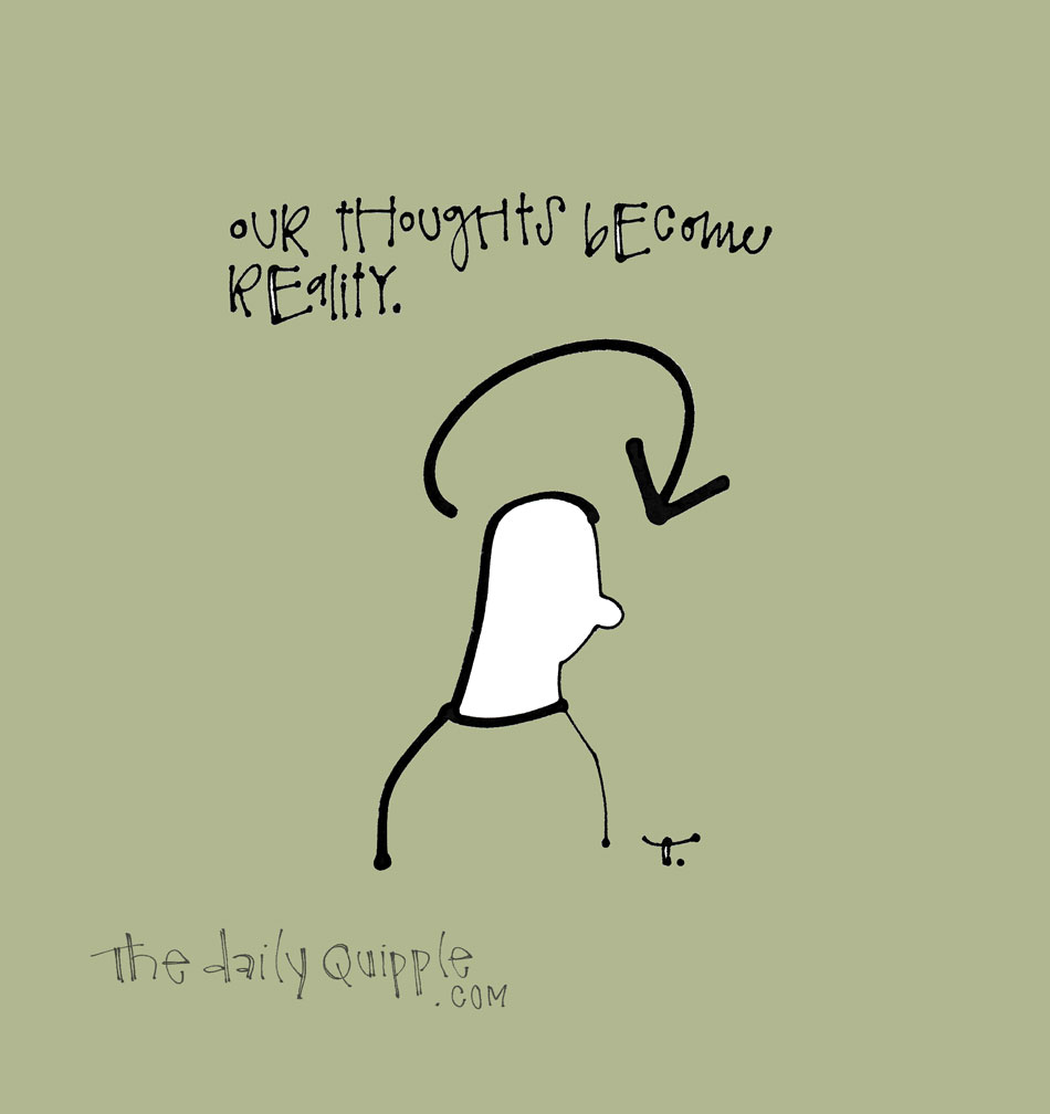 Think Through Adversity | The Daily Quipple