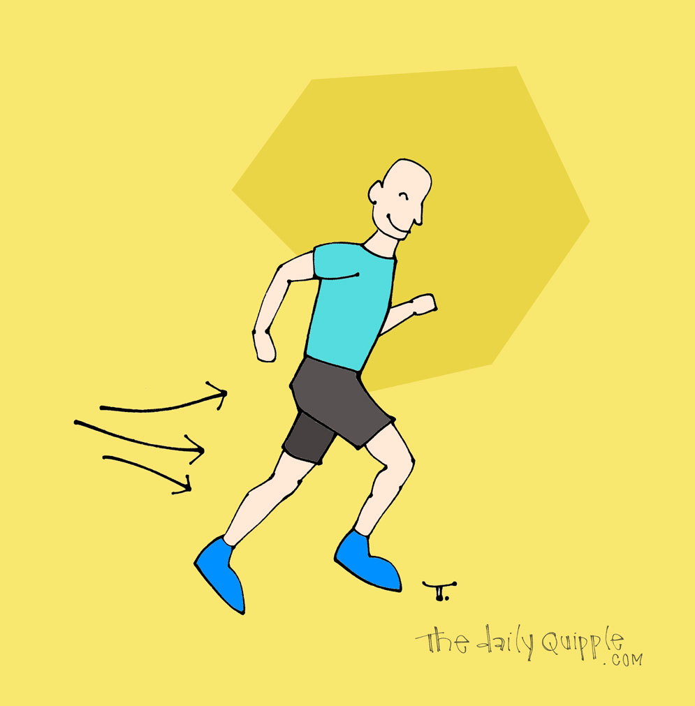 Happy First Marathon | The Daily Quipple