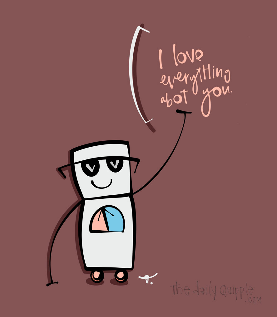 Robot Valentine | The Daily Quipple